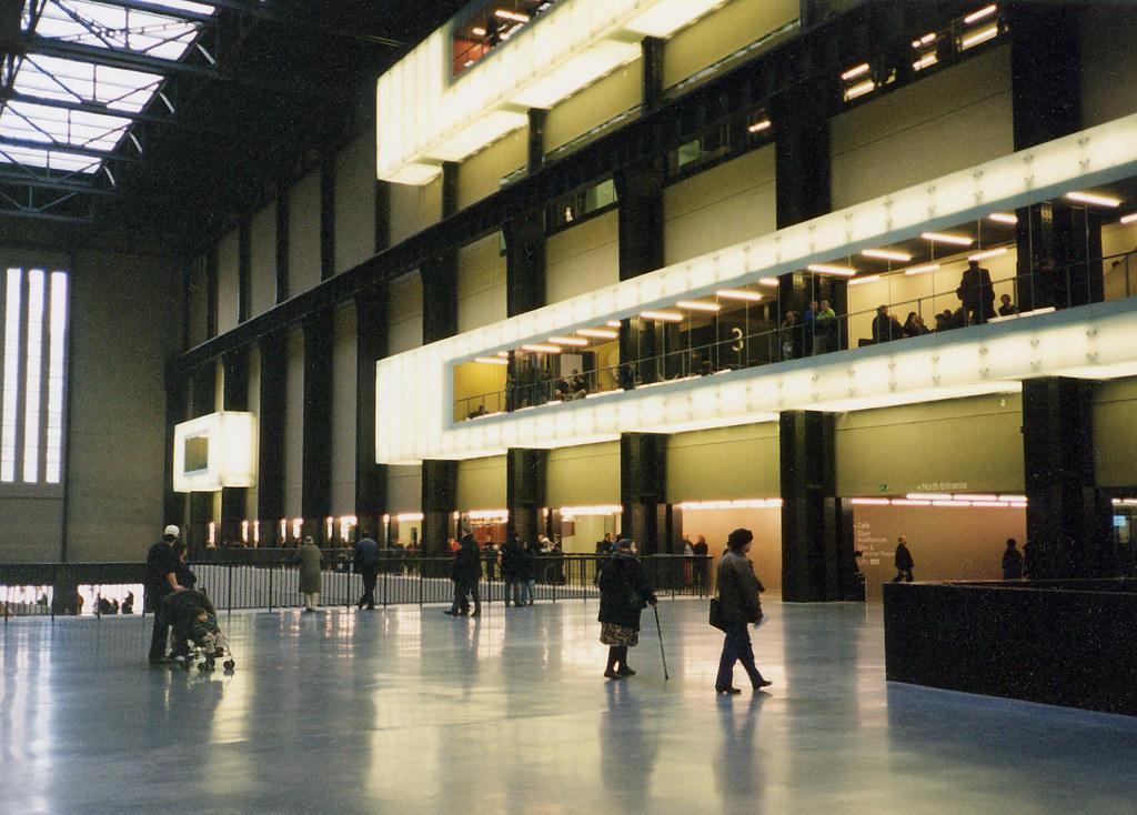 Tate modern interior ben tilden flickr for Tate gallery di londra
