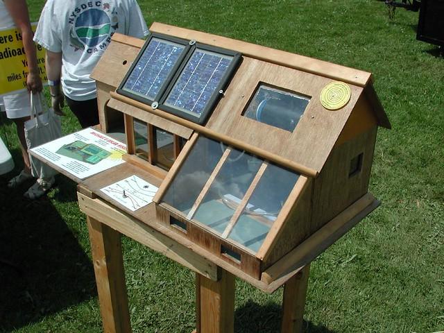 Sustainable model house