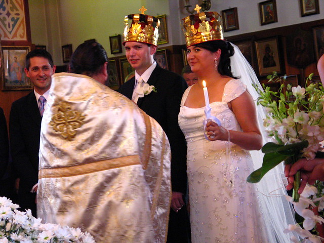 Mike And Lanas Russian Orthodox Wedding