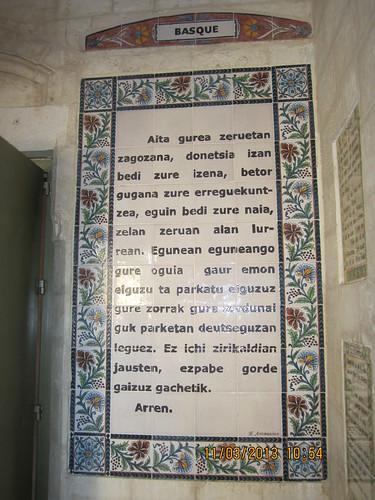 Aita Gurea Eleona Basilika Getsemani