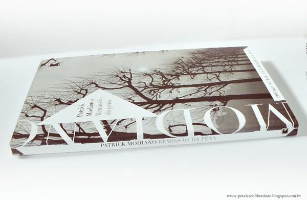 livro, Remissão da pena, Patrick Modiano, resenha, Paris, comprar, Nobel