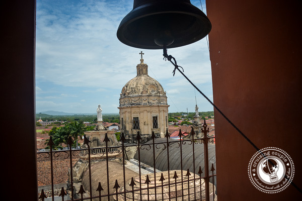 View of Granada Nicaragua