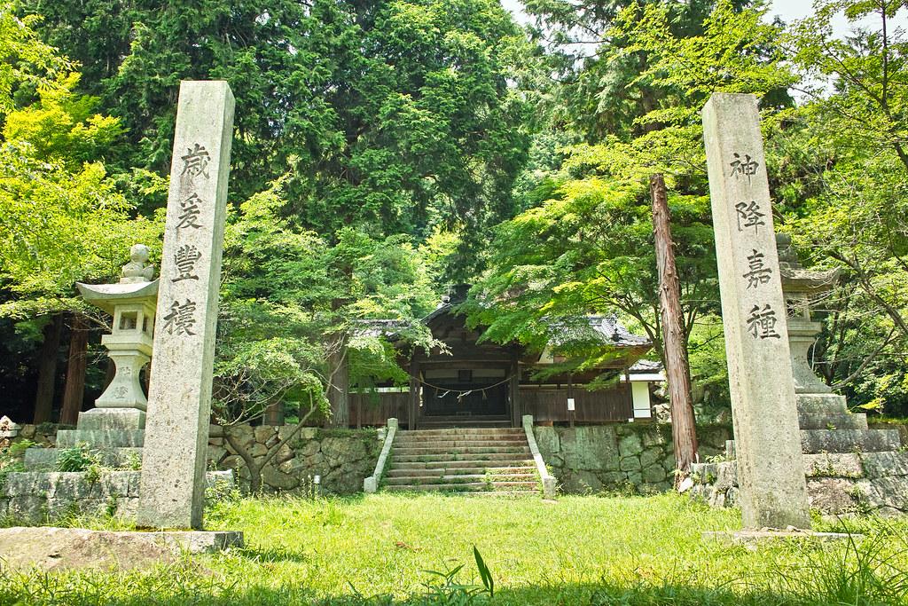穴門山神社(倉敷市真備町)10