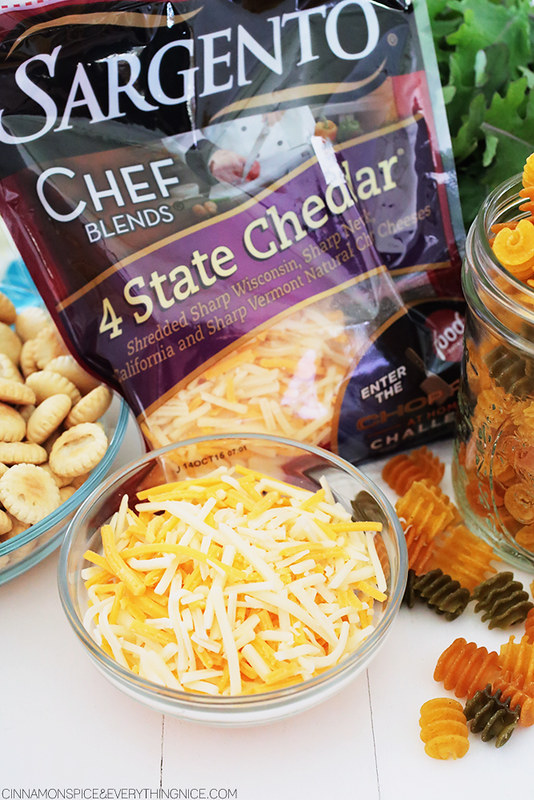 Sargento® 4 State Cheddar Skillet Mac & Cheese #ad #ChoppedAtHome