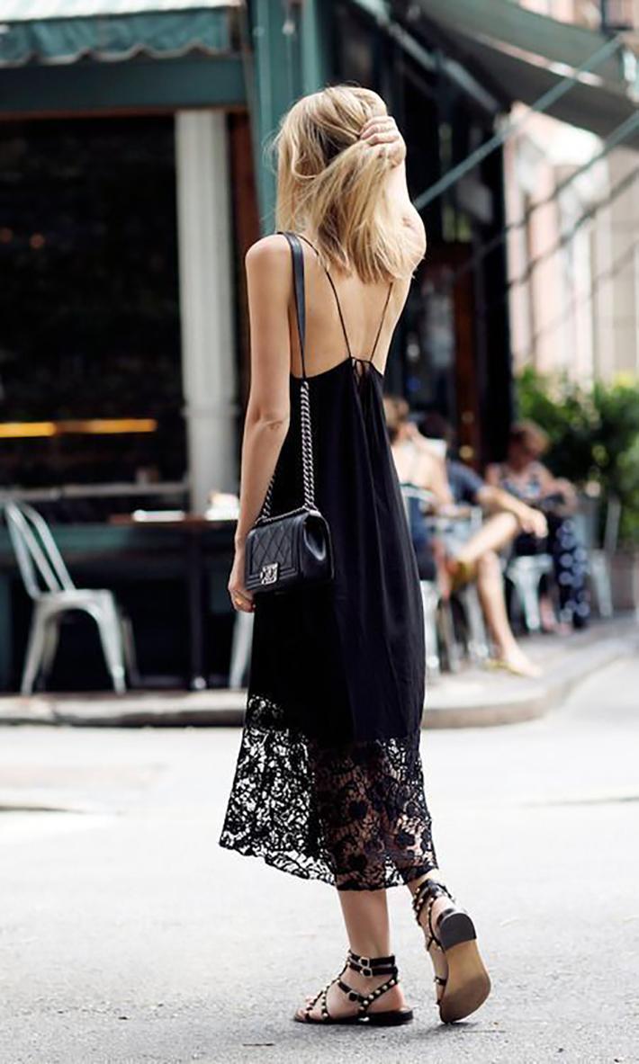 Maxi Skirt & Maxi Dress outfit inspiration03