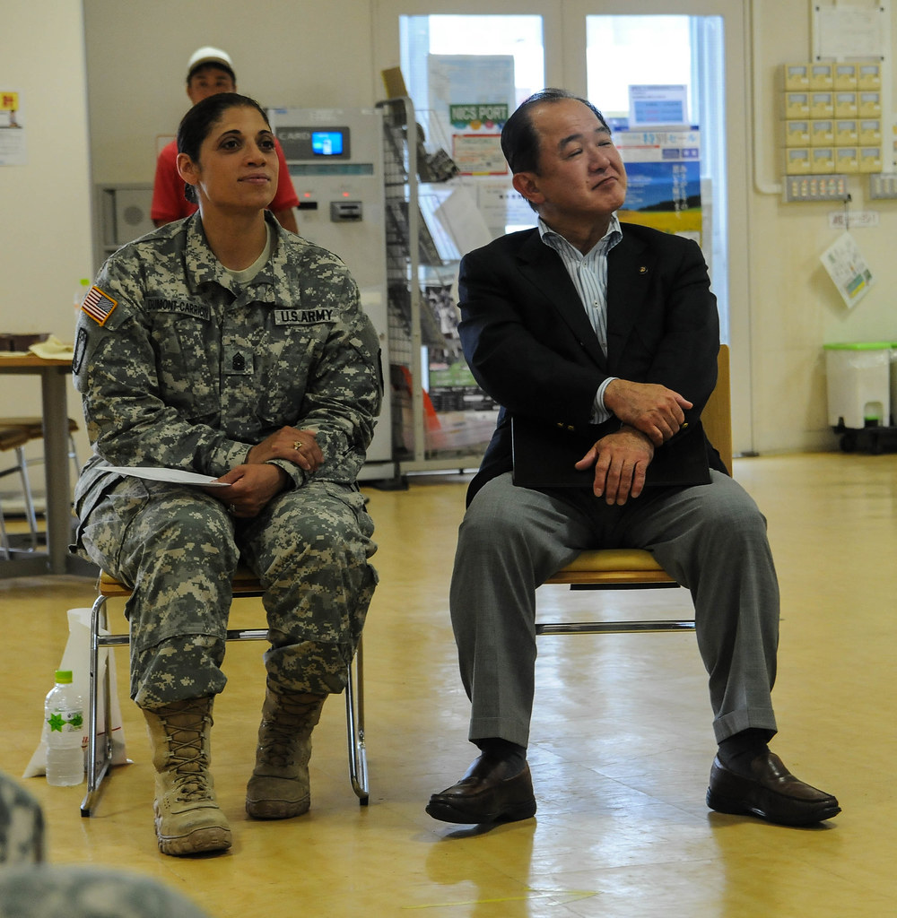 ... The Power Comes From The Inside:U.S Army Japan Connects With Nissan  Community | By