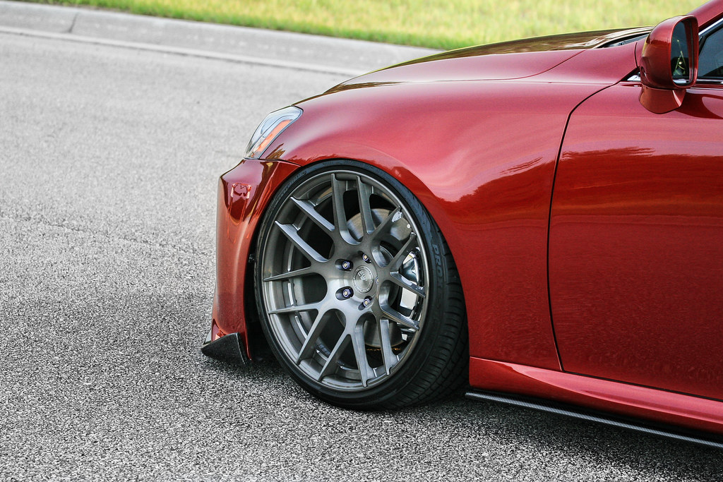 Lexus is350 bc forged hb04 dan young flickr