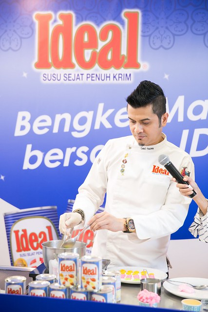IDEAL Cooking Demo with MasterChef Dato' Fazley - Photo 2-001