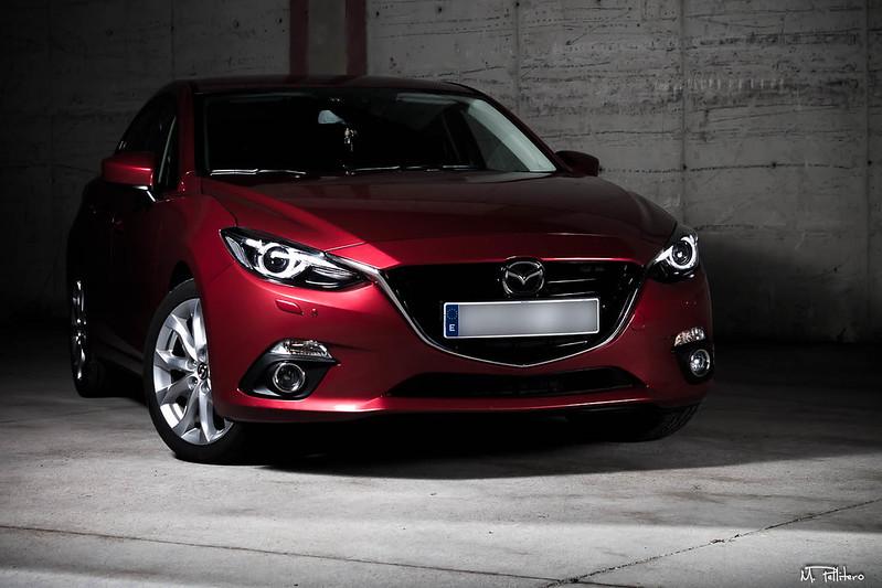 Mazda 3 - IV