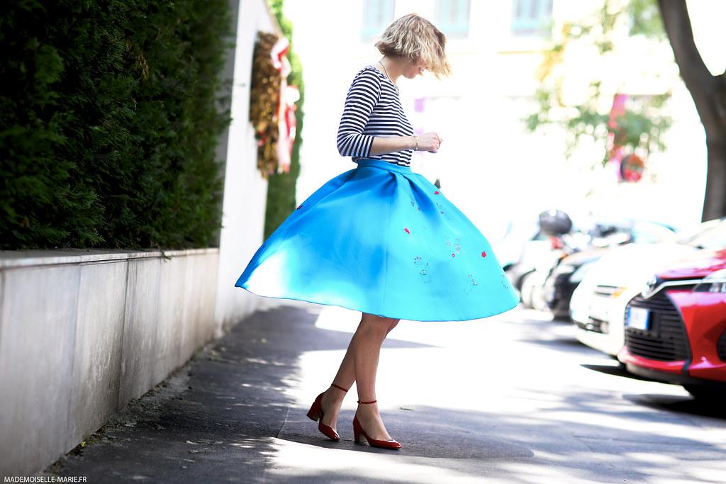 Margherita Rovelli at Milan fashion week Menswear