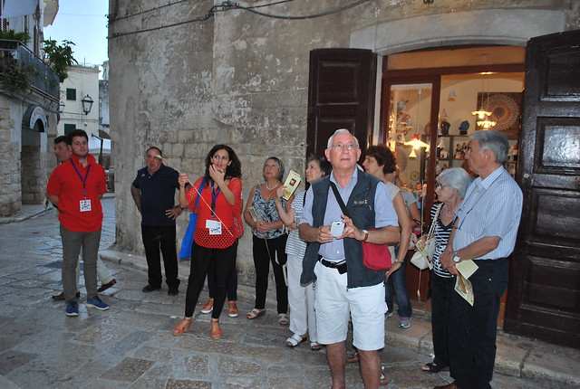 Rutigliano- Pro Loco lieta di festeggiare ancora un successo di visitatori per la Torre Normanna e il Centro Storico di Rutigliano. (2)