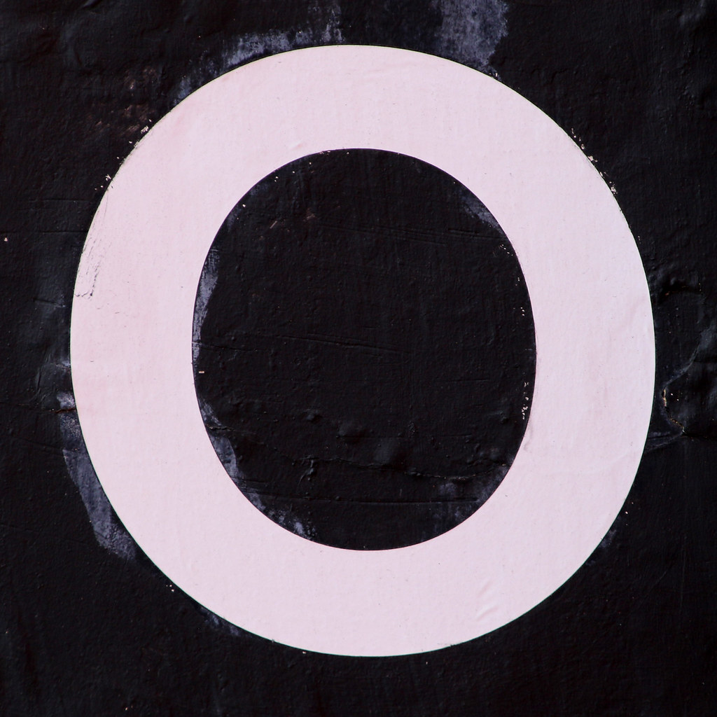 letter O | London, England, UK | Leo Reynolds | Flickr