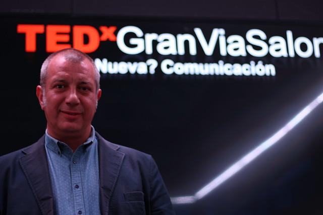 TEDxGranViaSalon 2016-10-05