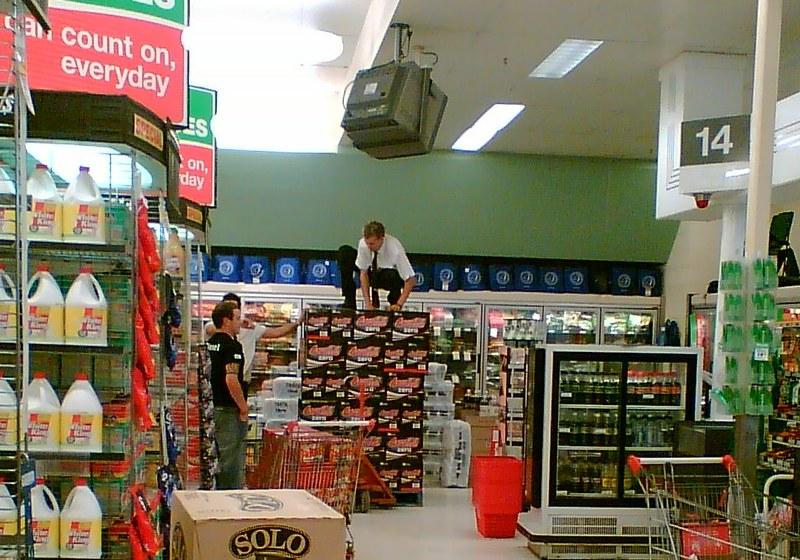 King of the Coke, December 2006