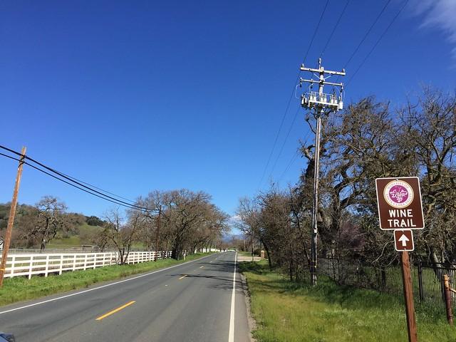 Watsonville Rd. - Wine Trail