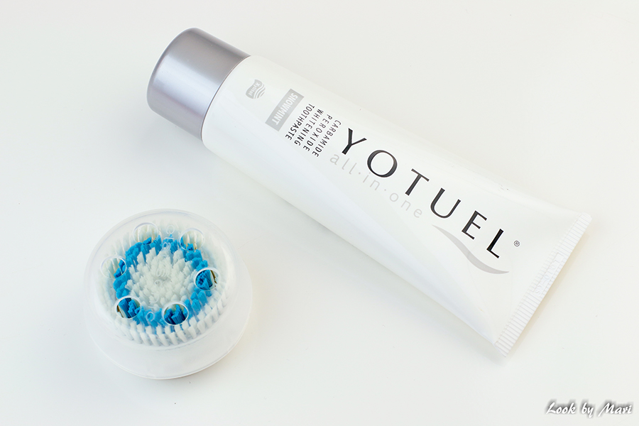 4 Yotuel tooth paste clarisonic brush sensitive normal review kokemuksia