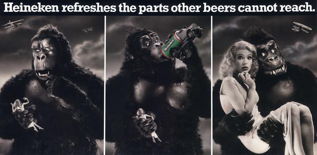 Heineken-1970s-king-kong