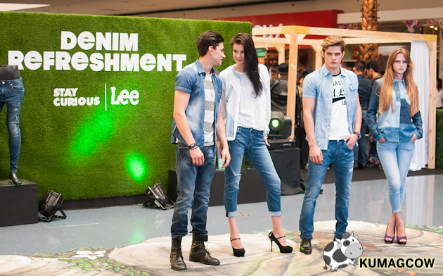 Lee Jeans Refreshed