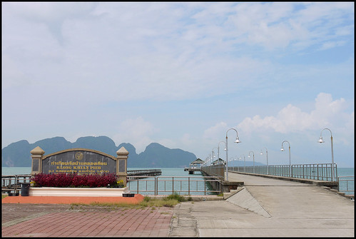 Khlong Kian Pier