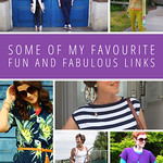 Not Dressed As Lamb's Favourite Fun & Fabulous Links - June 2015