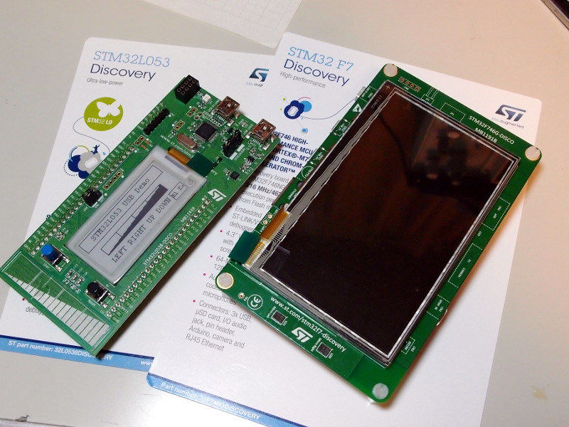 STM32*-DISCOVERY | masato | Flickr