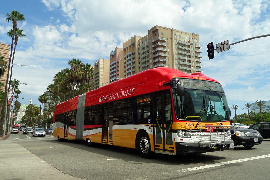 Long Beach Ca Bus