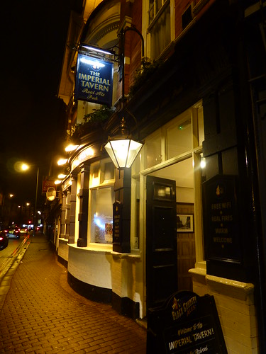 Imperial Tavern, Worcester