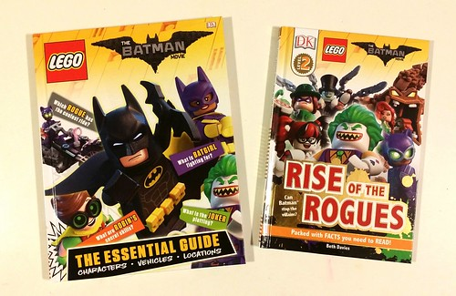 LEGO Batman Movie DK Books