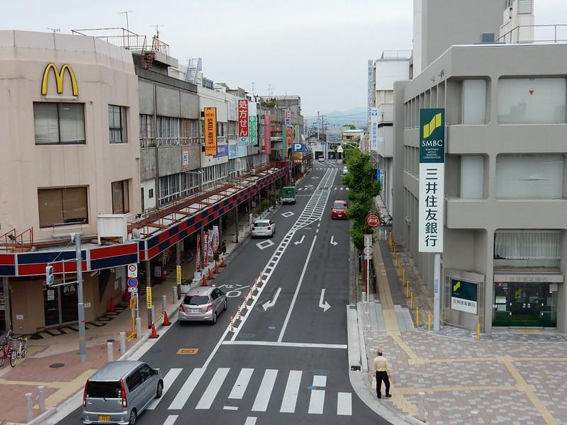 JR和泉府中 駅前商店街