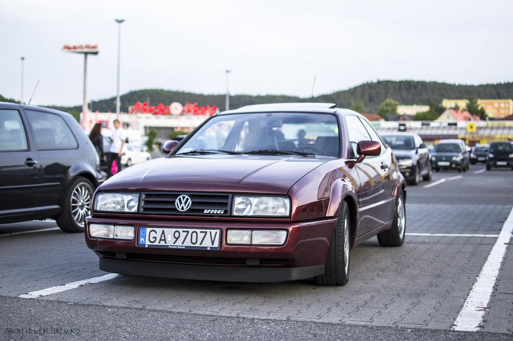 Vw Corrado Vr6 Motomania Pomorze Ii Spot 13 06 2015