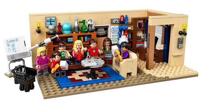 LEGO Ideas 21302 - The Big Bang Theory