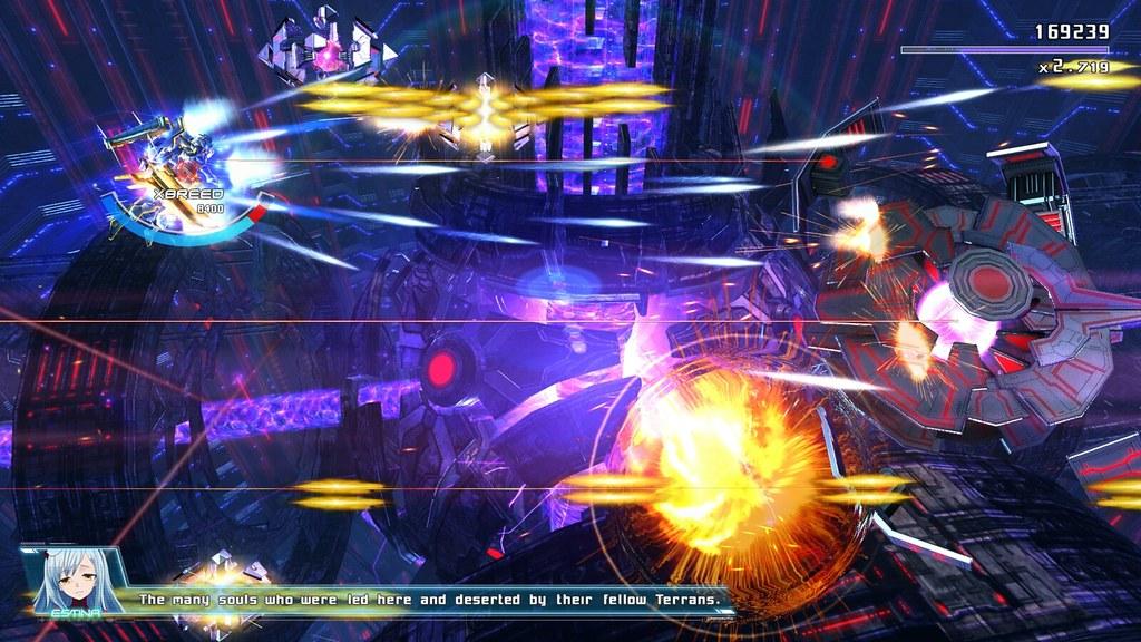 Astebreed on PS4