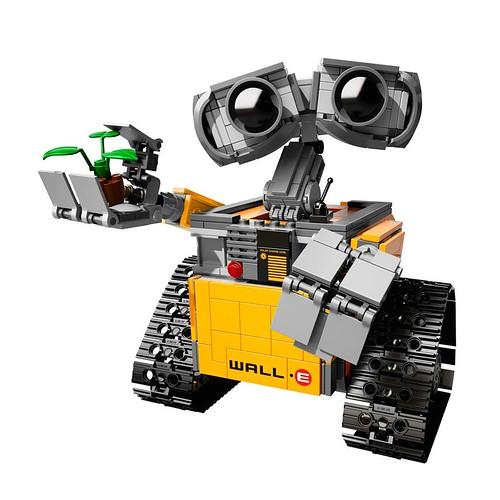 LEGO Ideas Wall-E 21303 B