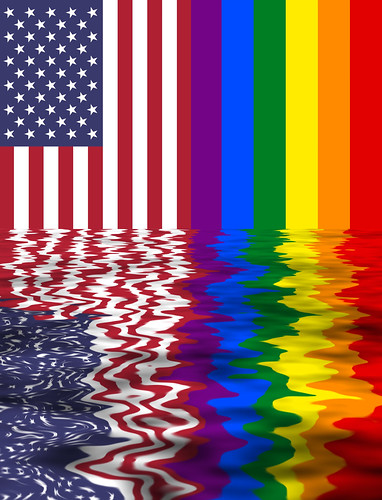 American Rainbow Flag | by Beverly & Pack