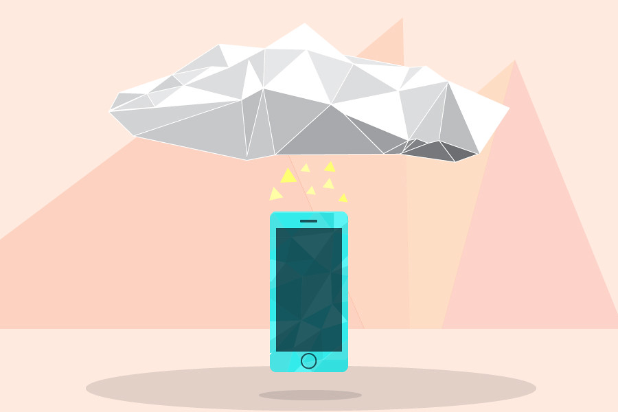 mobile the cloud