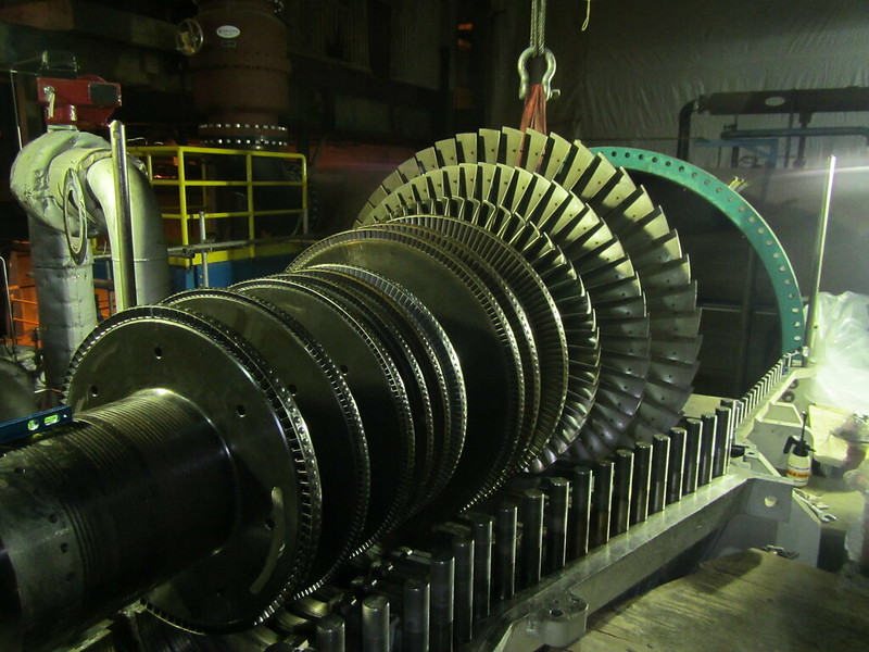 Conifex Power Ltd. - Steam Turbine Overhaul