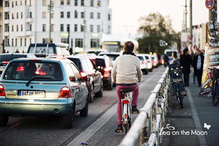 Berlin en bicicleta