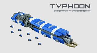 Quasar escort carrier