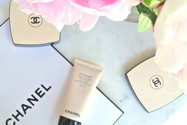 chanel healthy glow