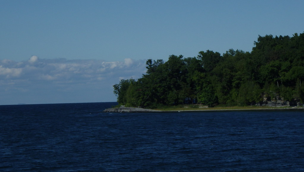 VT Side Lake Champlain - IMGP6180