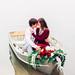 Rowboat Engagement Session