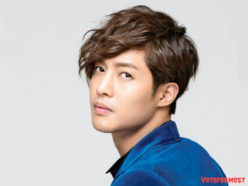 Kim Hyun Joong - Most Handsome Man in the World 2017 Poll