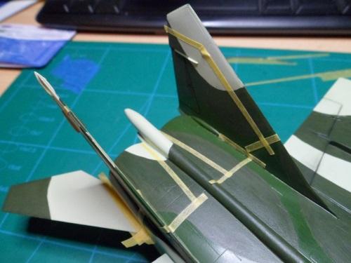 Pas-à-pas : MiG 25 Foxbat [Condor 1/72] - Page 3 32304669895_6e3a2de098_o