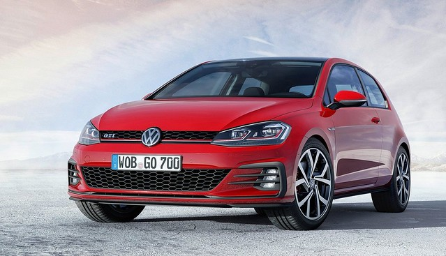 Volkswagen Golf 2017 1