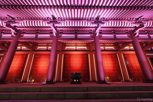 Hakata Light Up Walk 2016