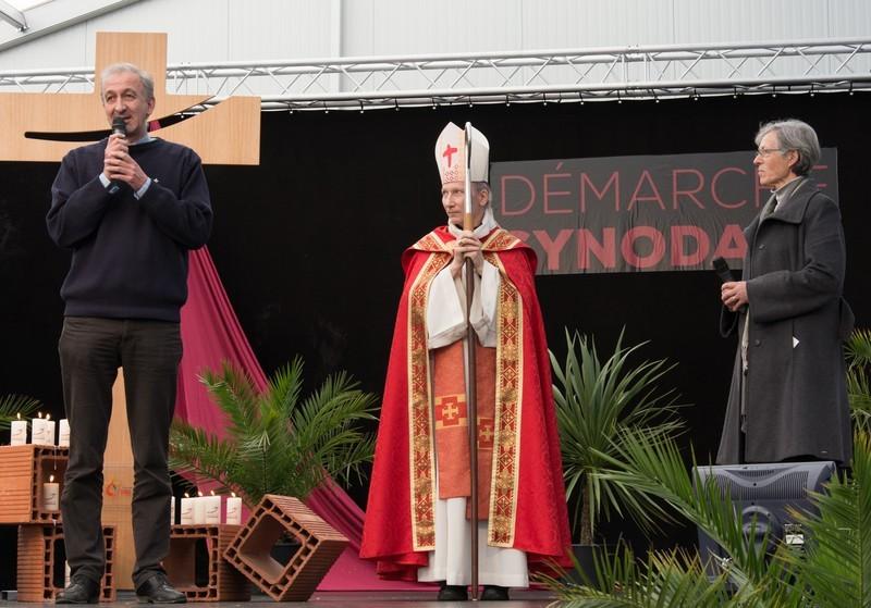 Lancement Démarche synodale