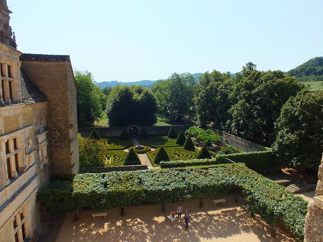Saint-Jean-Lespinasse - Le Château de Montal