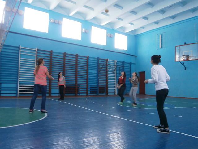 Волейбол-дівчата