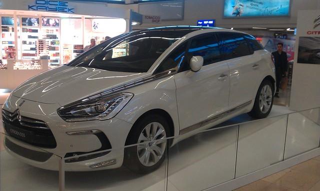 雪鐵龍DS5轎旅車