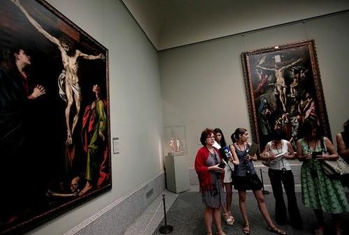 Museo del Prado exhibe obras donadas por el mexicano Plácido Arango